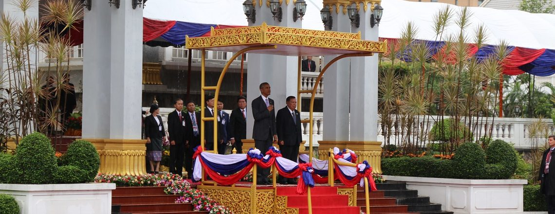 United States and Lao PDR Unveil Comprehensive Partnership